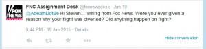 fox tweet