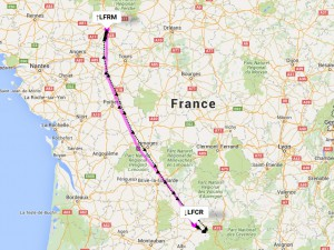 Track LFRM-LFCR